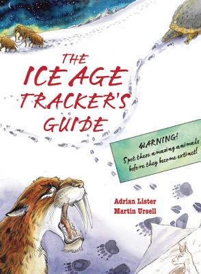 The Ice Age Tracker's Guide Cover