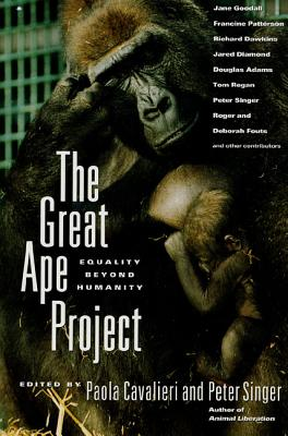 The Great Ape Project Cover