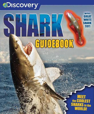 Discovery Shark Guidebook Cover Image
