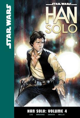 Han Solo: Volume 4 (Star Wars: Han Solo #4) Cover Image