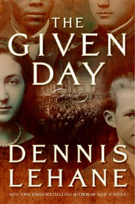 The Given Day Cover