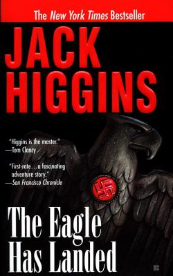 The Eagle Has Landed (Liam Devlin #1) Cover Image