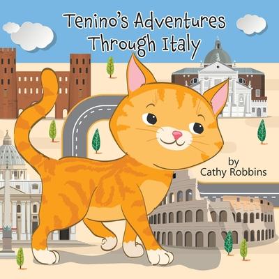 Tenino's Adventure Through Italy Cover Image