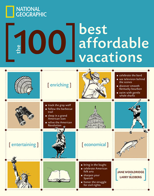 The 100 Best Affordable Vacations Cover