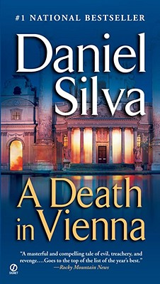 A Death in Vienna (Gabriel Allon #4) Cover Image