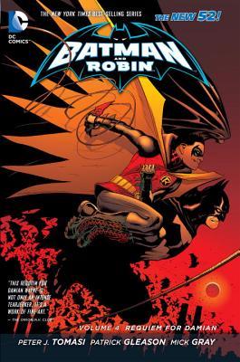 Requiem for Damian Cover