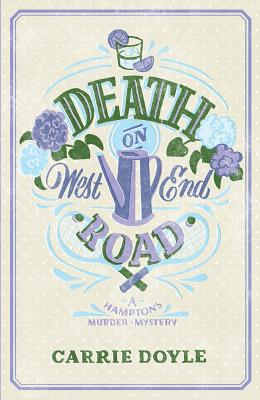 Death on West End Road (Hamptons Murder Mysteries) Cover Image