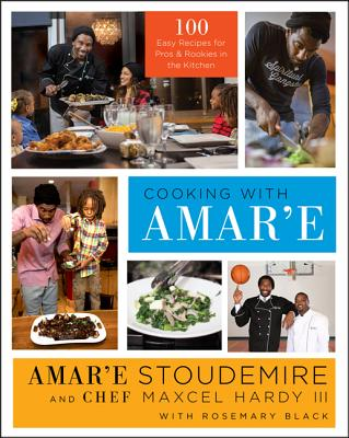 Cooking with Amar'e Cover