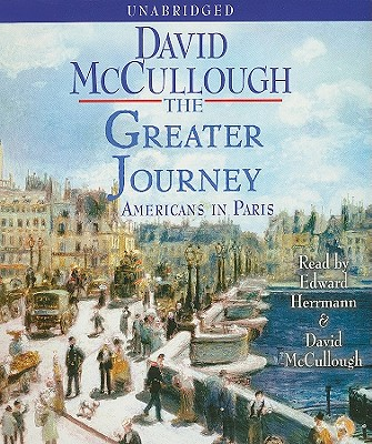 The Greater Journey: Americans in Paris Cover Image
