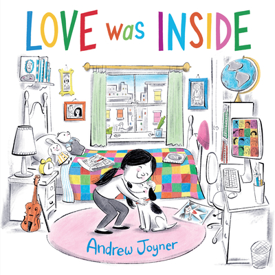 Cover for Love Was Inside