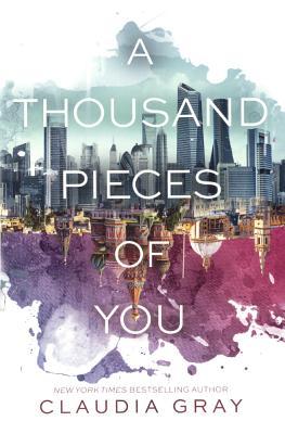 A Thousand Pieces of You (Firebird #1) Cover Image