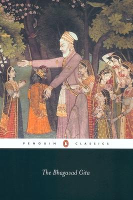 The Bhagavad Gita Cover Image
