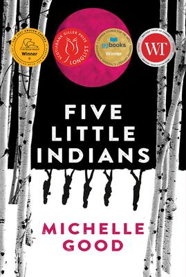 Five Little Indians: A Novel Cover Image