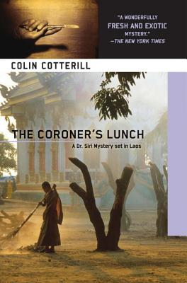 The Coroner's Lunch Cover Image