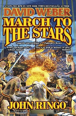 March to the Stars (The Prince Roger series) Cover Image