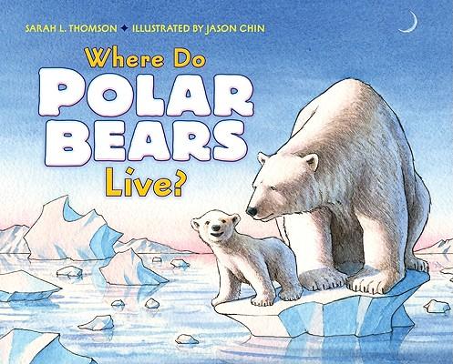 Where Do Polar Bears Live? Cover