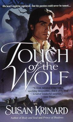 Touch of the Wolf Cover