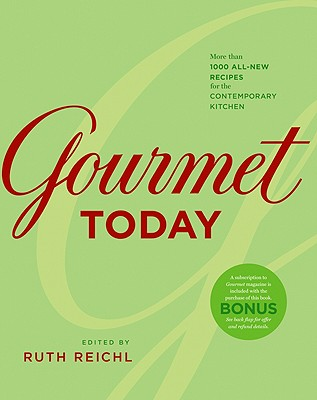 Gourmet Today Cover