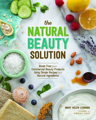 The Natural Beauty Solution Cover