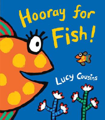 Hooray for Fish! Cover
