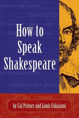 Cover for How to Speak Shakespeare