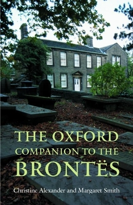 The Oxford Companion to the Brontes Cover Image