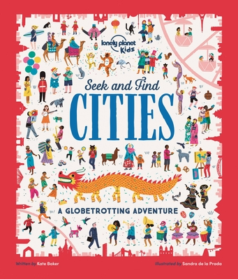Seek and Find Cities 1 (Lonely Planet Kids) Cover Image
