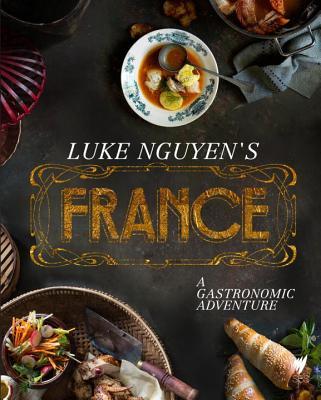 Luke Nguyen's France Cover