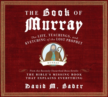 The Book of Murray Cover