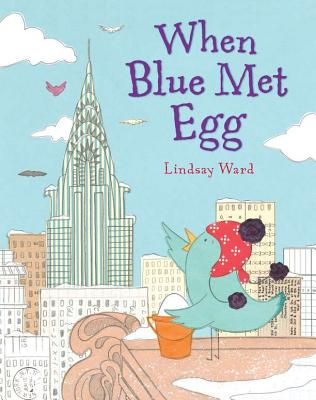 When Blue Met Egg Cover