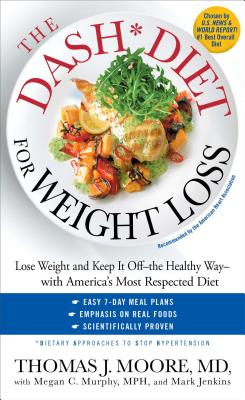 The DASH Diet for Weight Loss Cover