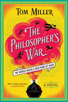 The Philosopher's War (The Philosophers Series #2) Cover Image
