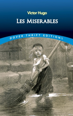 Les Miserables (Dover Thrift Editions) Cover Image