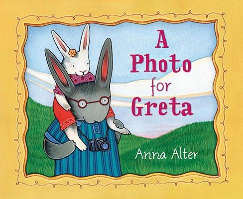 A Photo for Greta Cover