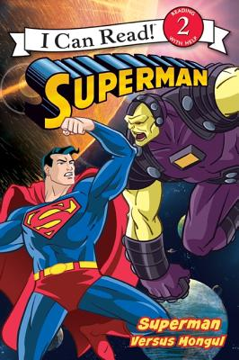Superman Versus Mongul Cover Image