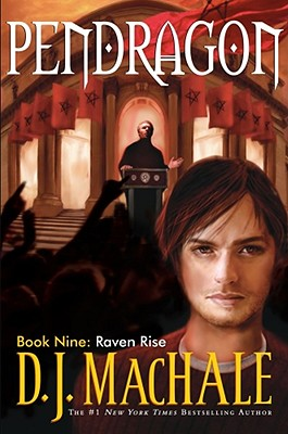 Raven Rise Cover
