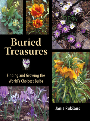 Buried Treasures Cover