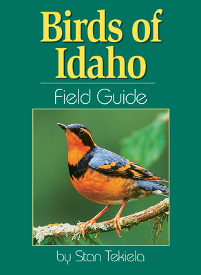 Birds of Idaho Field Guide (Bird Identification Guides) Cover Image
