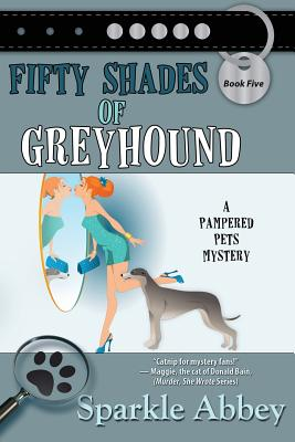 Fifty Shades of Greyhound Cover Image