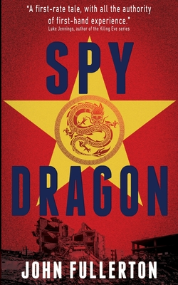 Spy Dragon Cover Image