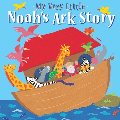 My Very Little Noah's Ark Story Cover