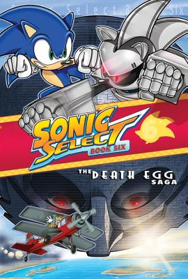 Sonic Select Book 6 Cover