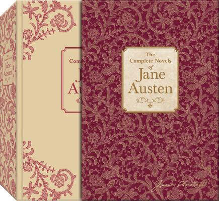 The Complete Novels of Jane Austen (Knickerbocker Classics) Cover Image
