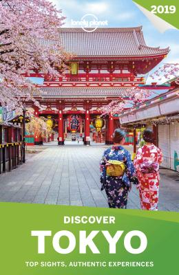 Lonely Planet Discover Tokyo 2019 (Discover City) Cover Image
