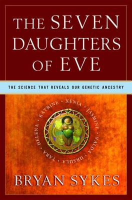 The Seven Daughters of Eve Cover