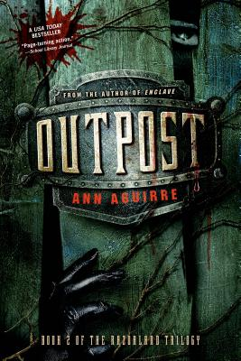 Outpost (The Razorland Trilogy #2) Cover Image