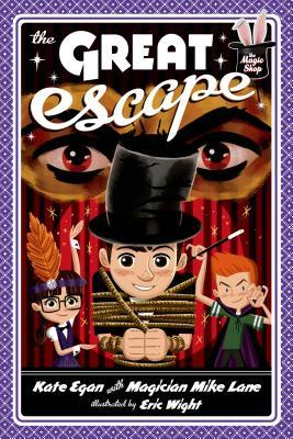 The Great Escape (Magic Shop Series #3) Cover Image