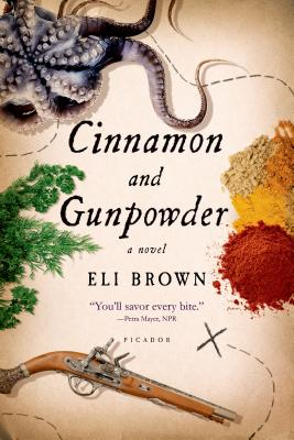 Cinnamon and Gunpowder Cover Image