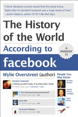 The History of the World According to Facebook Cover Image