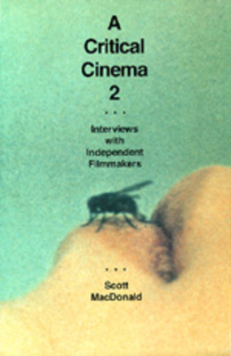 Cover for A Critical Cinema 2